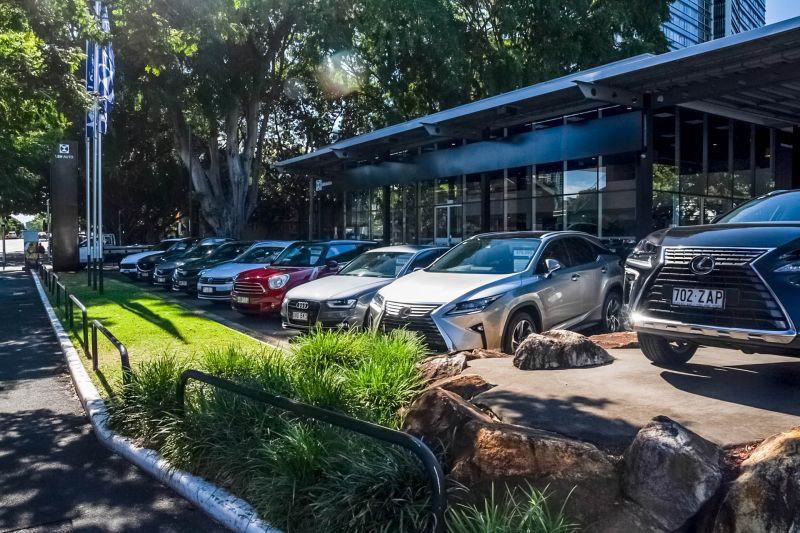 LSH Auto Australia rolls out exclusive Pre-Owned Vehicle program with opening of a dedicated showroom and display.]